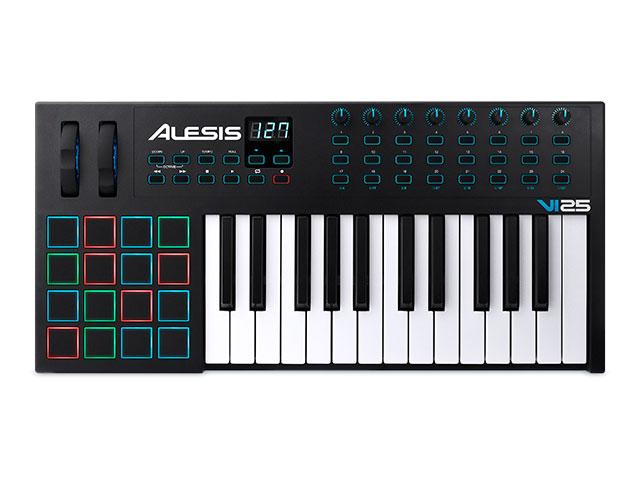 alesis-v125-teclado-controlador-lima-peru